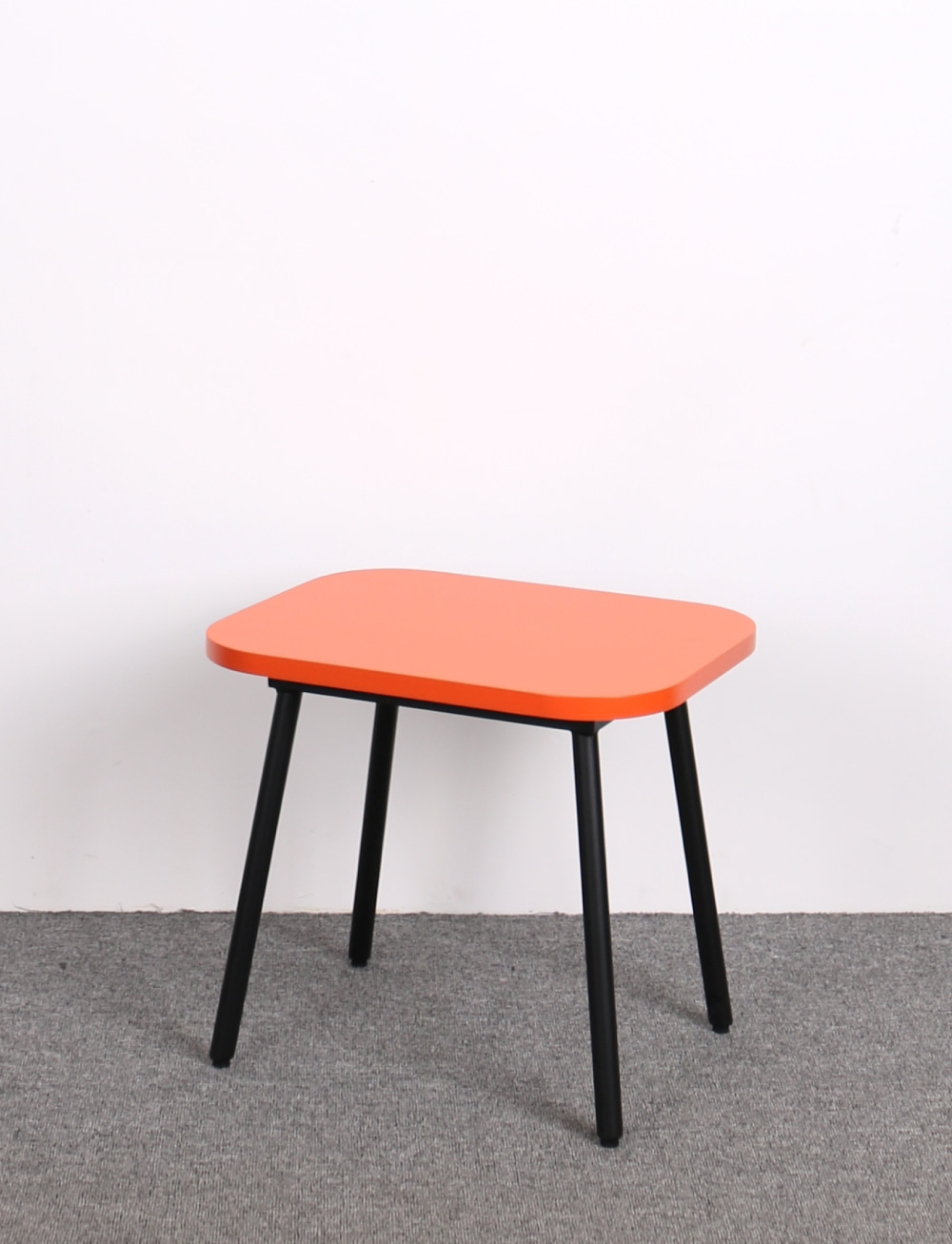 Lamy stool Square Orange