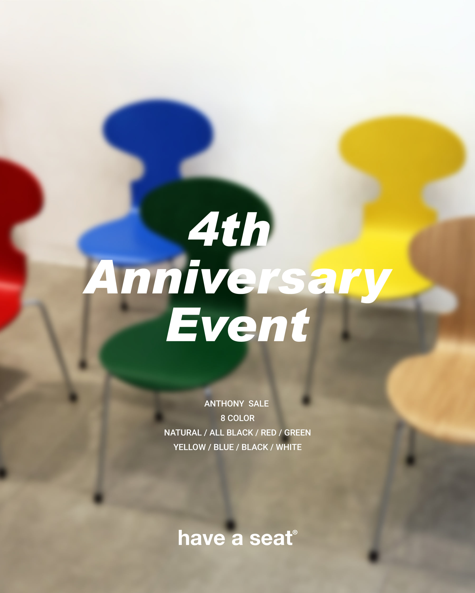 4th anniversary event