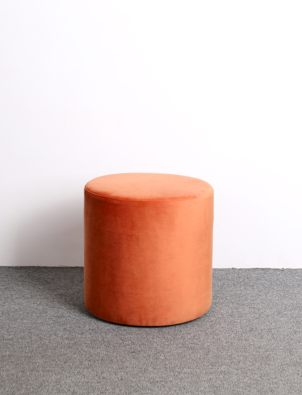 Figure stool Orange